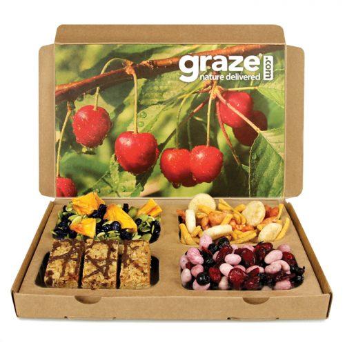 Graze Snack Box : $1 Shipped