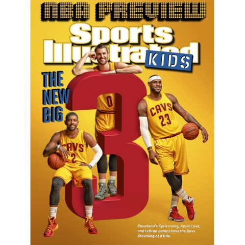 Sports Illustrated Kids Subscription : Only $5