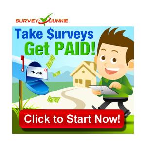 Survey Junkie : Earn Cash for Taking Surveys