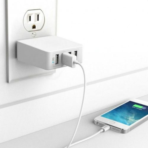4-Port USB Charger : $15.99 + Free S/H