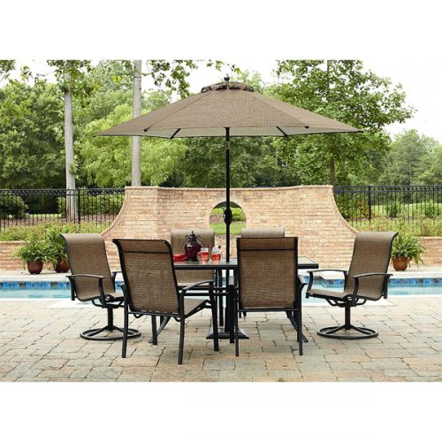 55% off 7-PC Outdoor Dining Set : $269.99