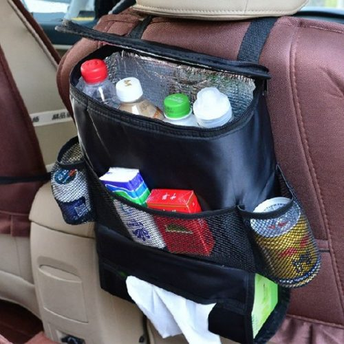82% off Car Organizer with Insulated Cooler : $6.99 + Free S/H