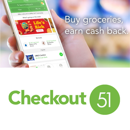 Checkout 51 : Earn Cash Back on Groceries