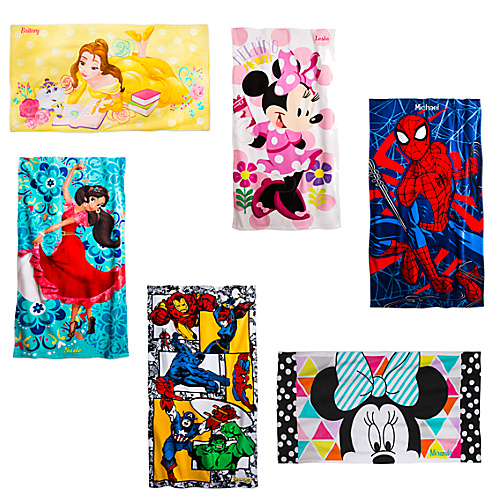 65% off Disney Beach Towels : $5.99 + Free S/H