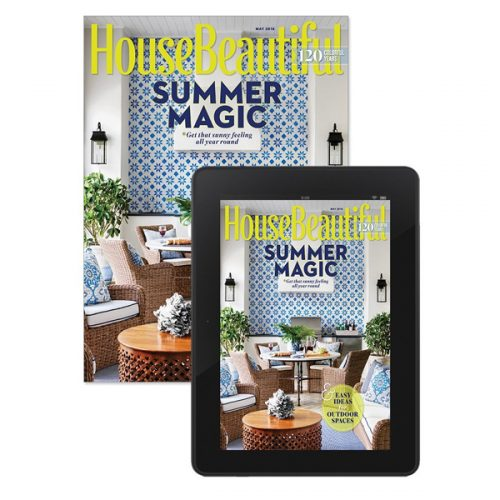 House Beautiful Print + Digital Subscription : Only $6