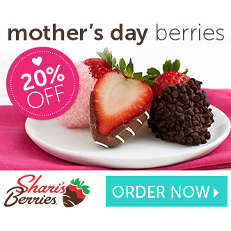 Shari's berries coupon code free shipping