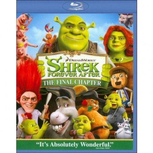 95% off Shrek Forever After Blu-Ray : $1 + Free S/H
