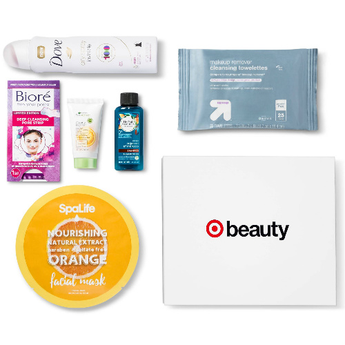 67% off Target August Beauty Box : $7+ Free S/H