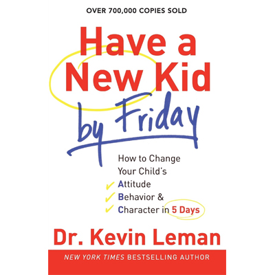 """Have a New Kid by Friday"" : Only $8.57"