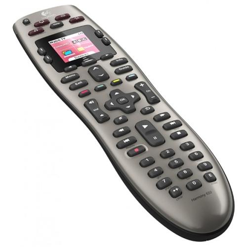 Logitech Universal Remote : $38.99 + Free S/H