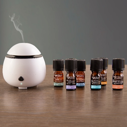 70 off better homes gardens 7 pc essential oil diffuser set only 12 Better homes and gardens diffuser