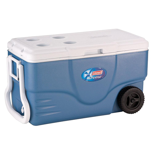 51% off 62-Quart Coleman Xtreme Wheeled Cooler : Only $29