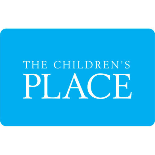 20% off $50 Children's Place Gift Card : Only $40