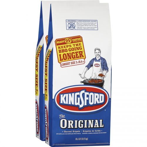 50% off Two 18.6-lb Bags of Kingsford Briquettes : $9.88