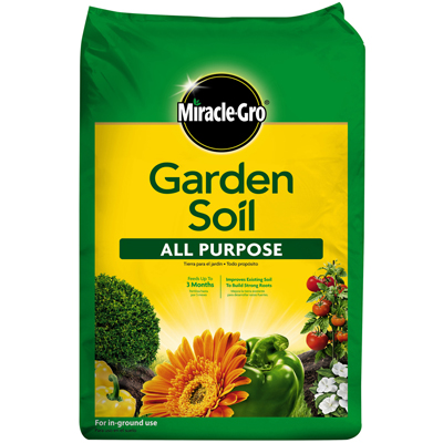 49% off Miracle-Gro Garden Soil : Only $2