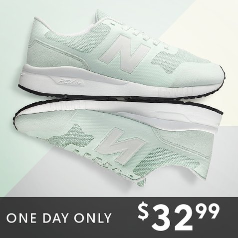 Up to 56% off Women's New Balance Sneakers : Only $32.99