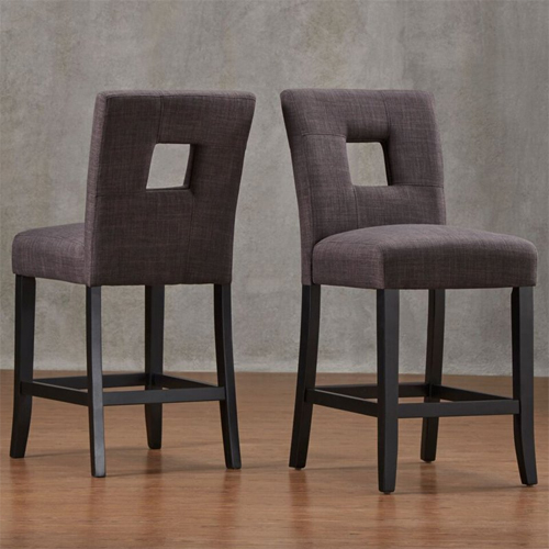 26% off Set of 2 Counter Height Dining Chairs : $152.57 + Free S/H