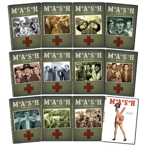 M*A*S*H : The Complete Series on DVD : $59.99 + Free S/H