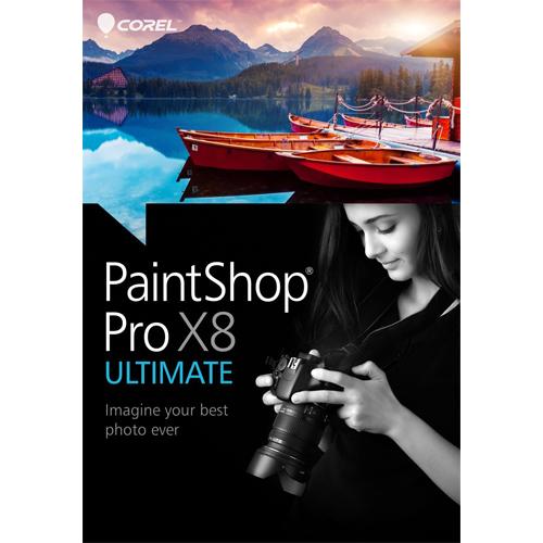 PaintShop Pro X8 Ultimate : Only $29.99