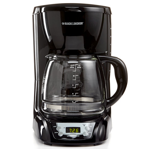 Coffee Maker Black And Decker Manual : Black & Decker Coffee Maker : USD 9.99 AR MyBargainBuddy.com