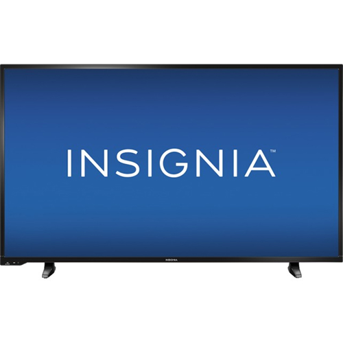 Insignia 50″ LED HDTV : $279.99 + Free S/H