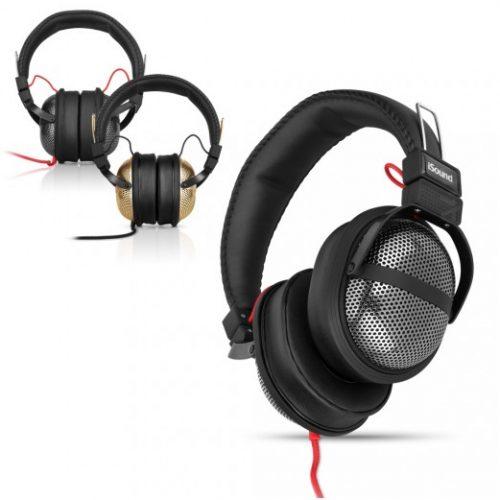 iSound Headphones w/Mic : $19.95 + Free S/H