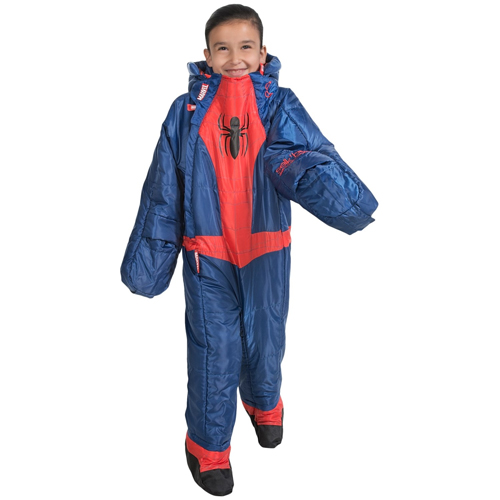Kids' Marvel Superhero Wearable Sleeping Bag : $34.99