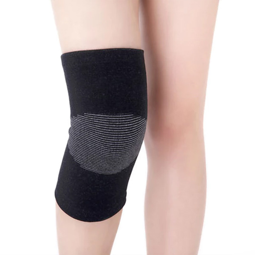 2 Bamboo Compression Pain Relief Knee Braces : $9.99 + Free S/H