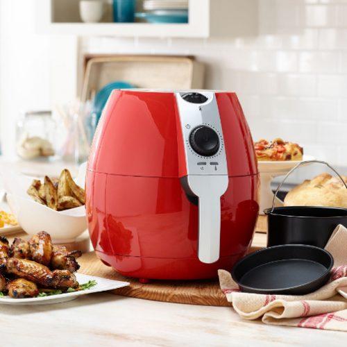 Emeril 3 5qt Pro Plus Air Fryer System W Accessories