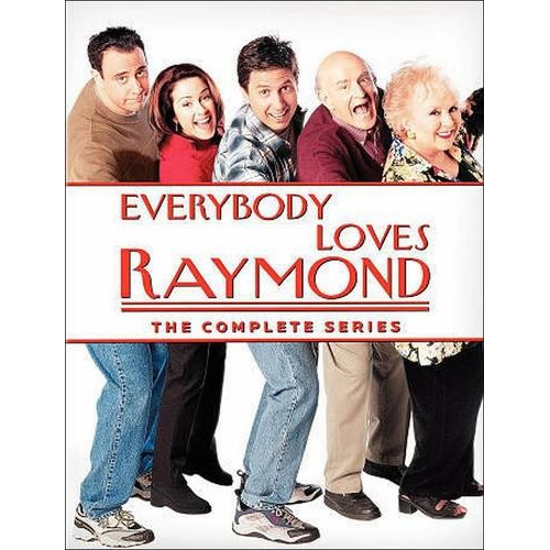 Everybody Loves Raymond: The Complete Series on DVD : $59.99 + Free S/H + Free $10 Best Buy GC