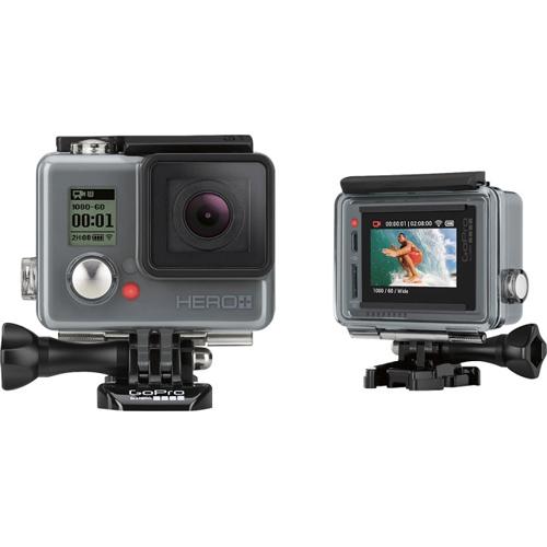 GoPro HERO+ LCD HD Waterproof Action Camera : $199.99 + Free S/H