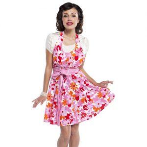 Lindy-Pink-Floral-Apron