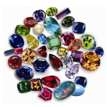 Assorted Mix of Loose Gemstones : $3.99 + Free S/H