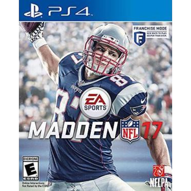 Madden NFL 17 for PS4 : Only $39.99