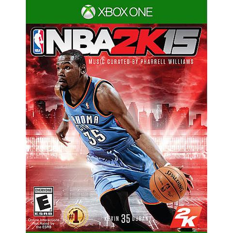 NBA 2K15 for Xbox One : Free w/Rebate