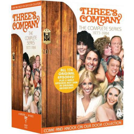 Three's Company The Complete Series : $34.96