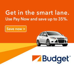 Budget Rental Car : Up to 35% off Base Rates