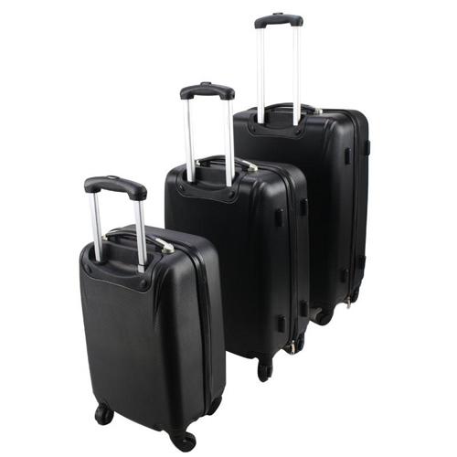3PC Hard-Sided Luggage Set : $69.99 + Free S/H