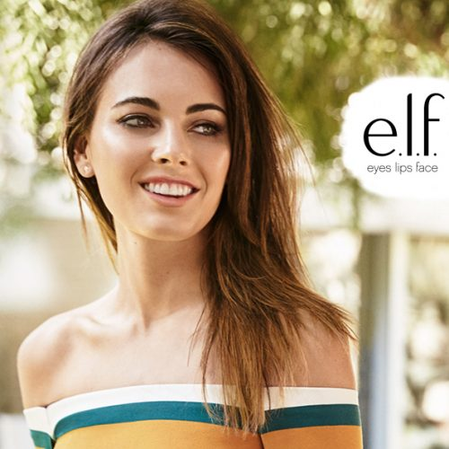 e.l.f. cosmetics : Free S/H on any order