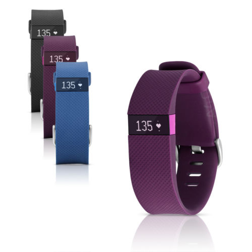 Refurb Fitbit Charge HR : $44.99 + Free S/H