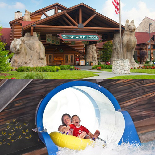 Great Wolf Lodge : Up to 74% off + Extra 10% off