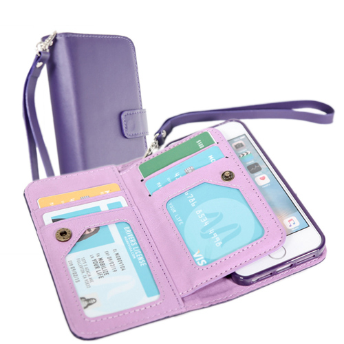 iPhone 5S Multi-Card Wallet Case : $14.97 + Free S/H