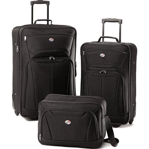 3-PC Luggage Set : $39.99 + Free S/H