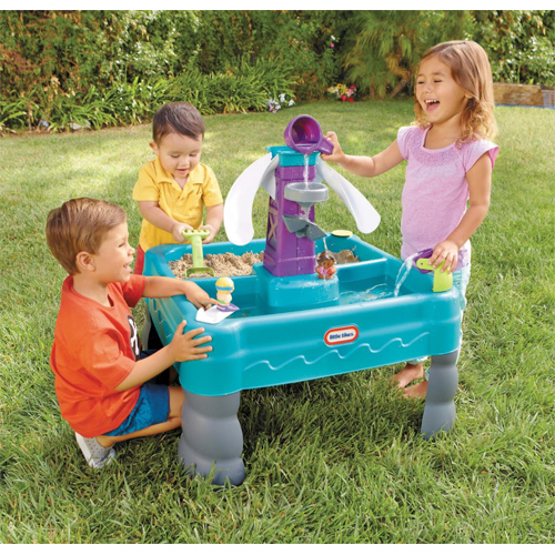 Little Tikes Waterpark Play Table : $30.46