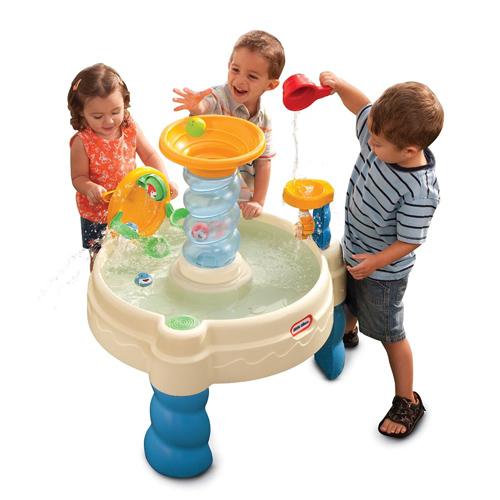 Little Tikes Spiralin' Seas Waterpark Play Table : $27.49