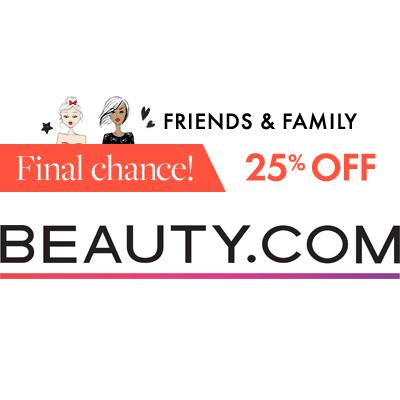 Beauty.com : 25% off Storewide