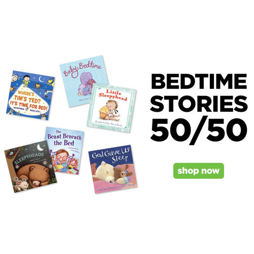 Children's Bedtime Stories : Extra 50% off 50 Titles