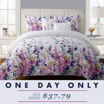 Comforter Sets : $37.79