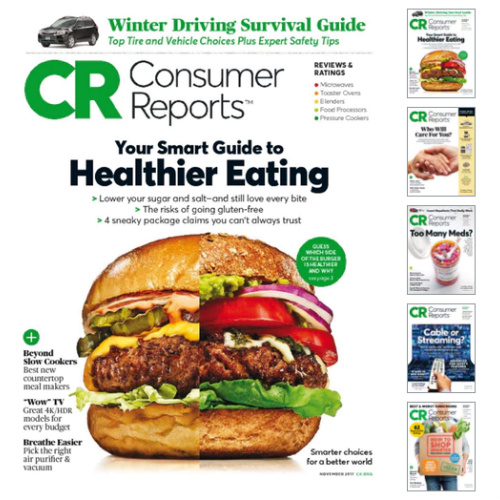 $11 off Consumer Reports Subscription : Only $18.99