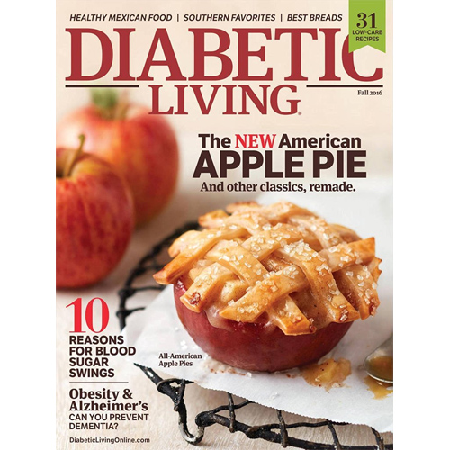 78% off Diabetic Living Magazine Subscription : Only $5